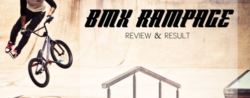 BMX Rampage at Maju Junction Mall review