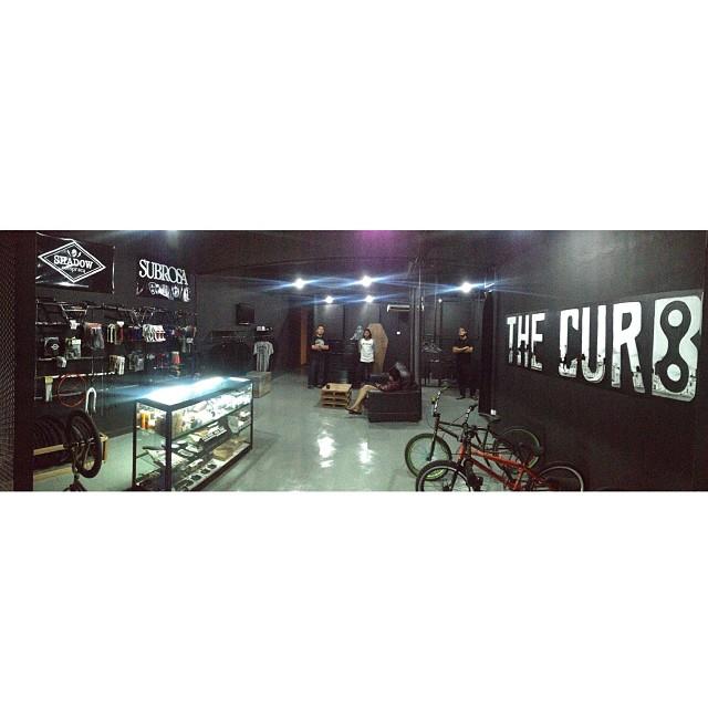 the curb shop