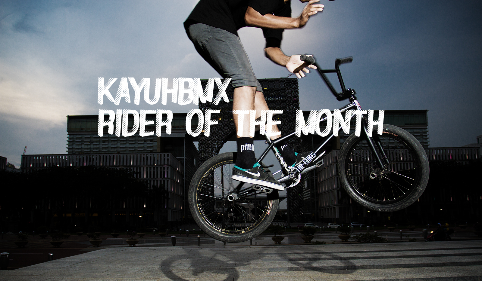 rider of the month