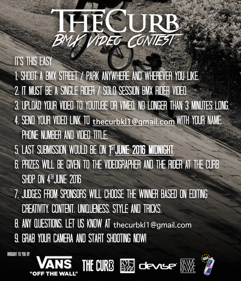 the curb video contest 1