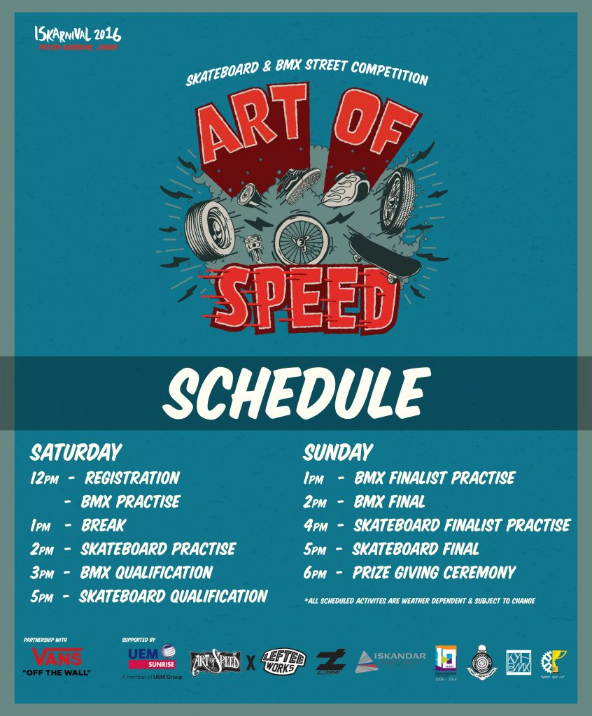 schedule aosjb