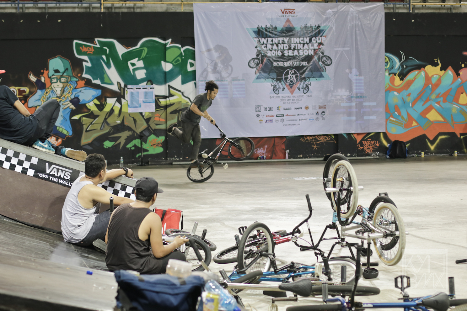 A Legend To Commemorate: Anything About BMX In Malaysia