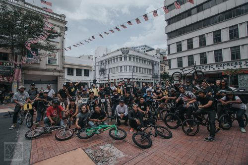 Ride The City in conjunction with House Of Vans KL 2018