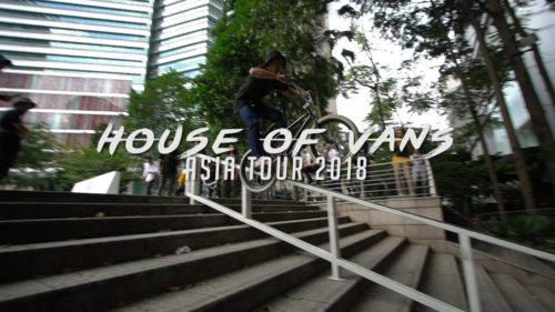 Ride The City in conjunction with House Of Vans KL 2018 video edit by Ammar Shukri