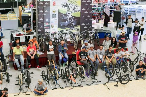 Photos from the Rider VS Gravity competition in Sg Petani, Kedah