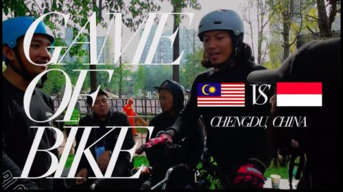 Game Of Bike – Teja, Shami & Ariff