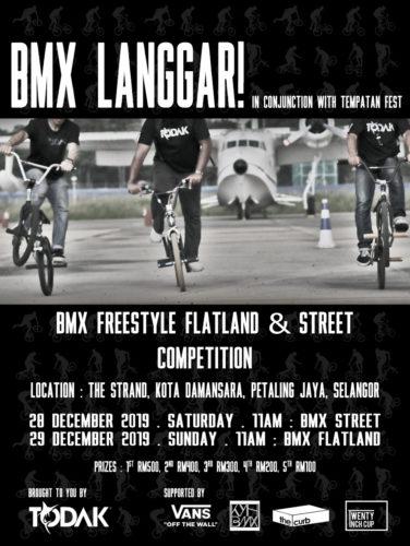 BMX Langgar