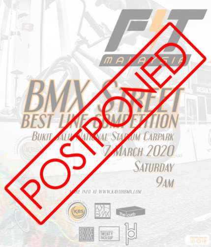 Fit Malaysia 2020 – POSTPONED