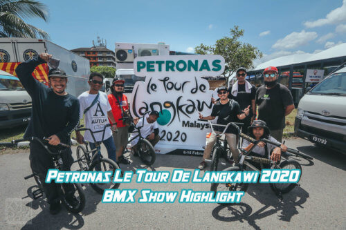 Petronas Le Tour De Langkawi 2020 BMX Show video highlight by Kayuhbmx