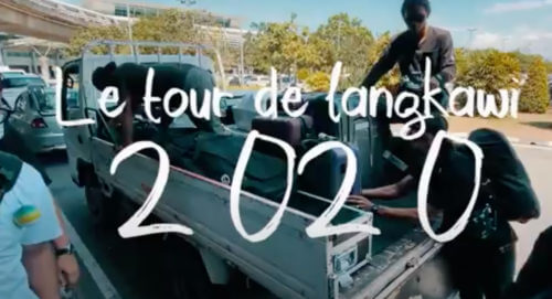 Letour De Langkawi – Botak Kuantan Vlog