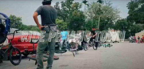 Ride BMX Penang Town 2020