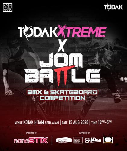 Todak BMX & Skateboard competition
