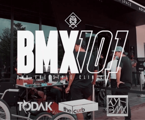 Botak Kuantan BMX101 Vlog